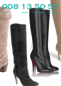 boots countdown