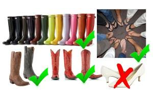 shoe rules
